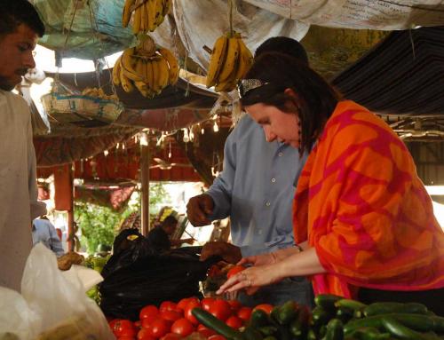 Egyptisch leren koken in Luxor