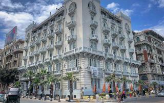 Cecil Hotel - Alexandrie