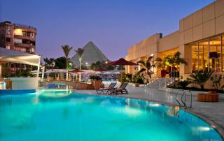 Le Meridien Pyramids Hotel - Cairo