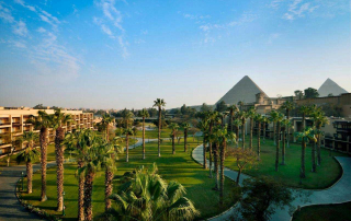 Marriott Mena House Hotel - Cairo
