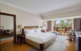 Pyramid Suite - Marriott Mena House Hotel - Cairo
