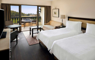 Deluxe Garden View Room - Marriott Mena House Hotel - Cairo