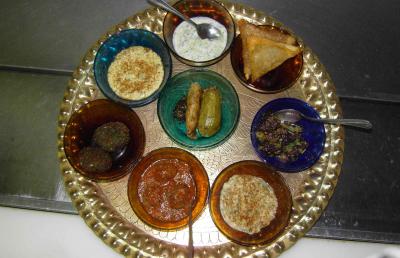 Eten in Egypte, Mezze