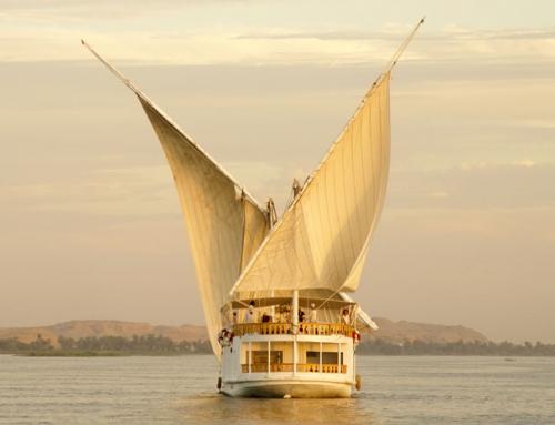 Nijlcruise van Luxor naar Aswan per Dahabiya zeilschip