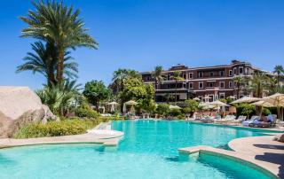 Het Sofitel Legend Old Cataract Hotel - Aswan
