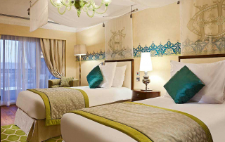 Premium Room Nile View - Nile Wing Old Cataract Hotel - Aswan