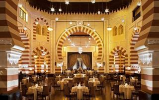 1902 restaurant - Sofitel Legend Old Cataract Hotel - Aswan