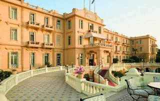 Het Old Winter Palace Hotel - Oostoever Luxor