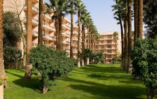Het Pavillon Winter Hotel - Oostoever Luxor