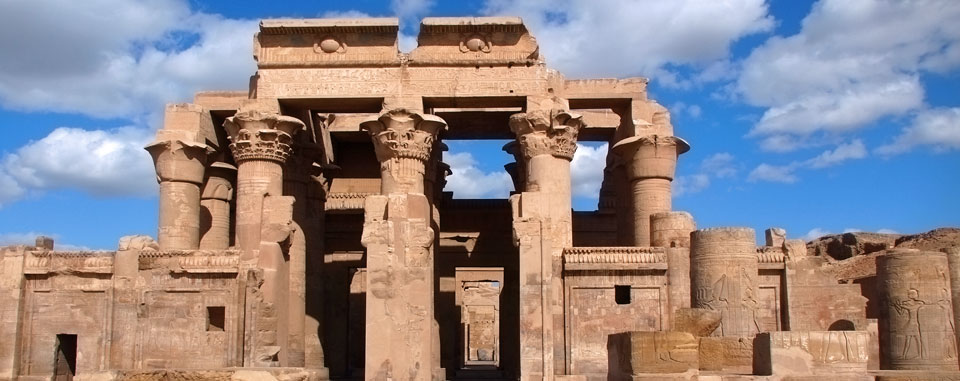 De tempel van Kom Ombo
