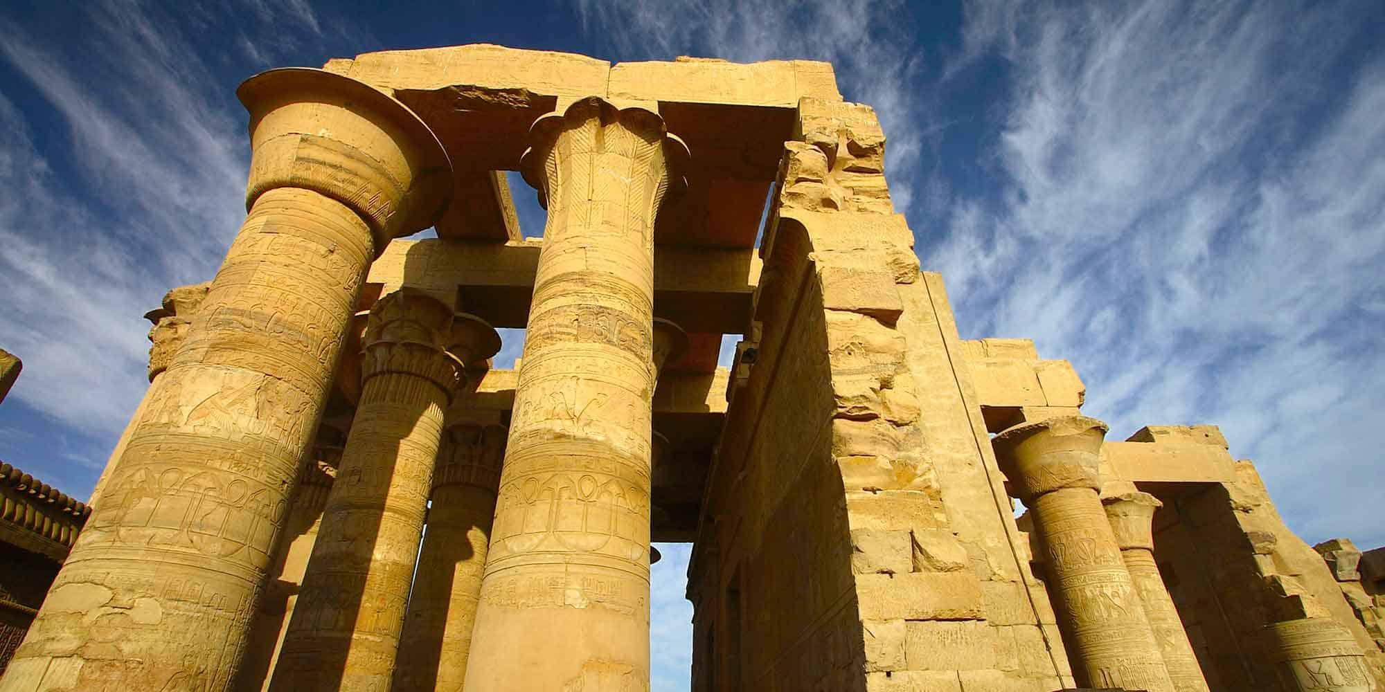 Rondreis Egypte Nijlvallei van Cairo naar Abu Simbel