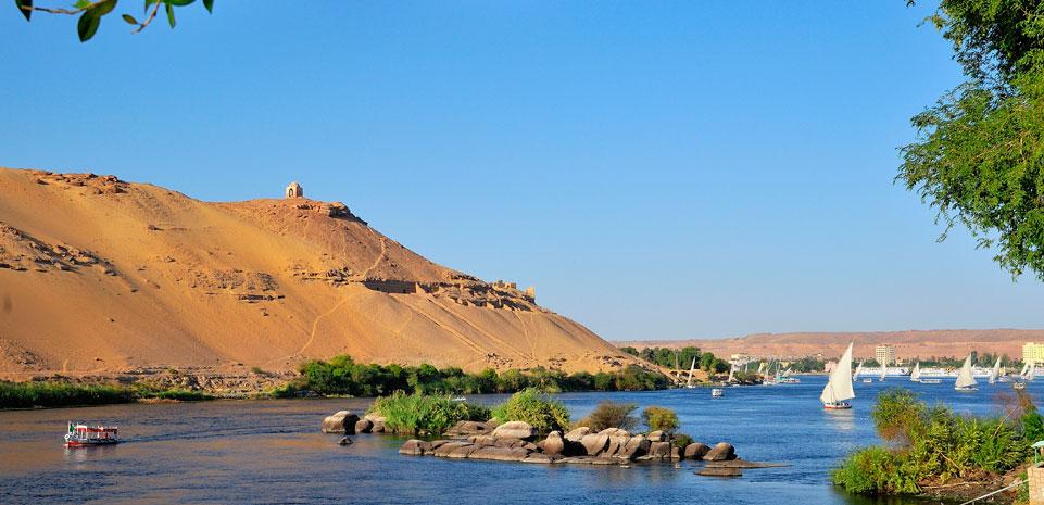 Accommodaties in Aswan