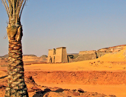 Nassermeer cruise langs de tempels van het oude Nubië