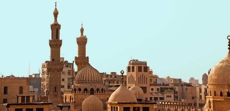Accommodaties in Cairo