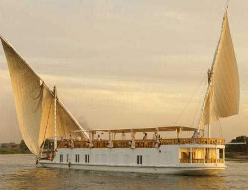 Klassiek Egypte met Nijlcruise per luxe Dahabiya zeilschip