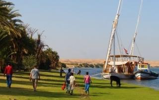 Nijlcruise van Luxor naar Aswan