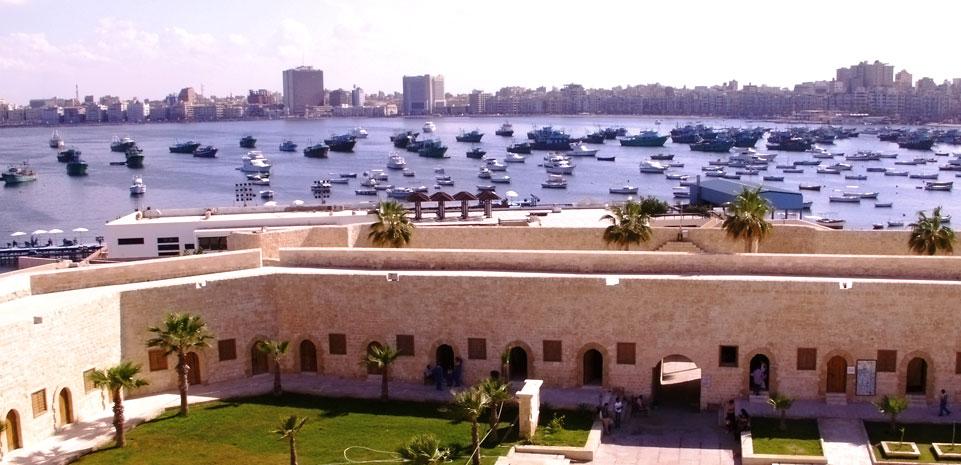 Cairo & Alexandrie