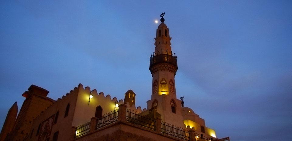 Accommodaties Luxor Oostoever