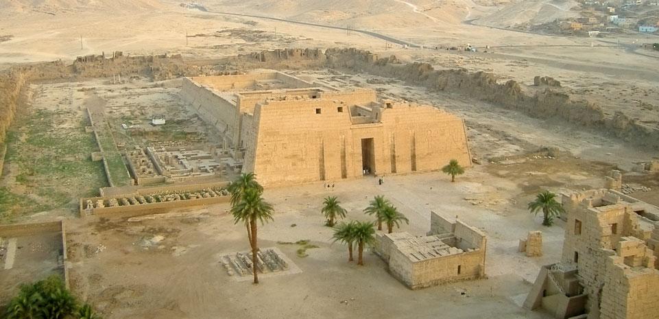 Luxor - Vierduizend jaar historie langs de Nijl