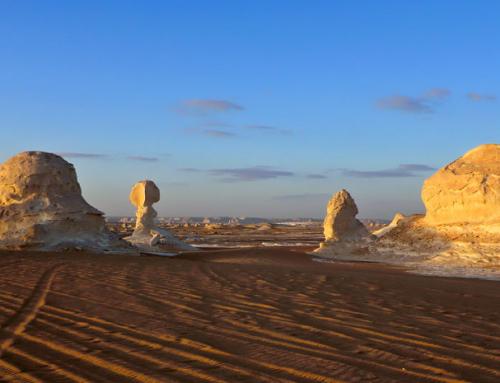 Woestijnen & oases van Egypte – verlaten landschappen