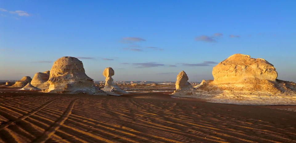 Woestijn & oases